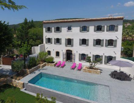 Vakantiewoning Zuid Frankrijk met zwembad