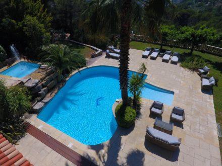 Bastide Amandier zwembad