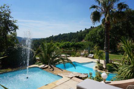 Vakantiewoning Bastide Les Amandiers