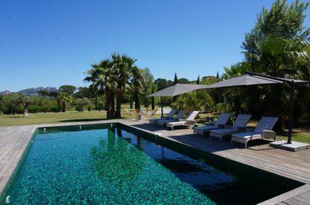 Vakantiehuis Zuid-Frankrijk met prive zwembad