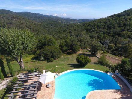 Vakantiehuis met prive zwembad Frankrijk