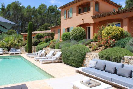 Vakantiehuis verhuren Zuid Frankrijk