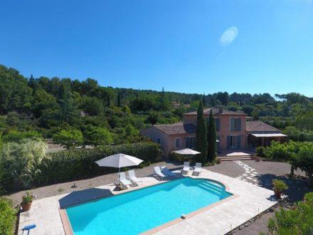 Villa-huren-met-zwembad-Lorgues