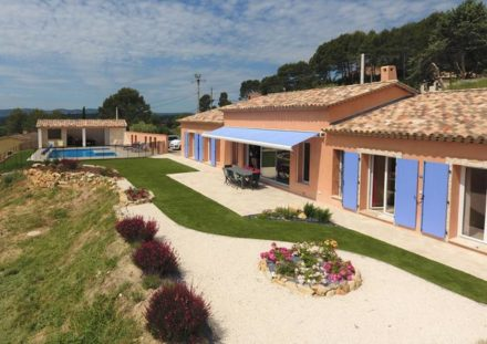 Villa-met-zwembad-Lorgues