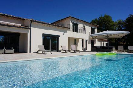 vakantiehuis met prive zwembad zuid frankrijk