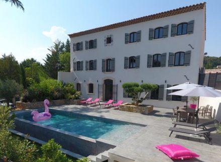 vakantiehuizen zuid-frankrijk met prive zwembad