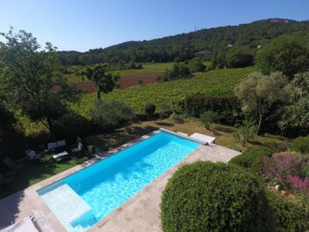 vakantiewoning zuid frankrijk met prive zwembad