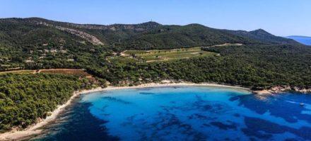 5 mooiste stranden aan de Côte d'Azur Plage De Cabason