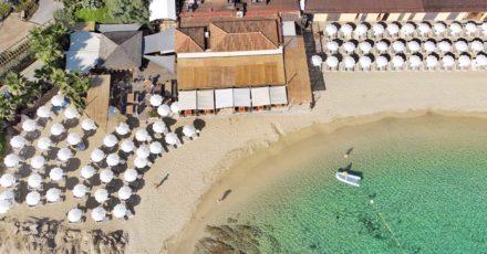 5 mooiste stranden aan de Côte d'Azur
