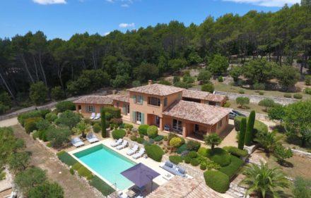 Villa Lorgues Zuid Frankrijk